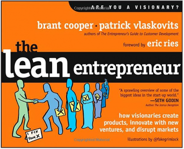 the-lean-entrepreneur-book