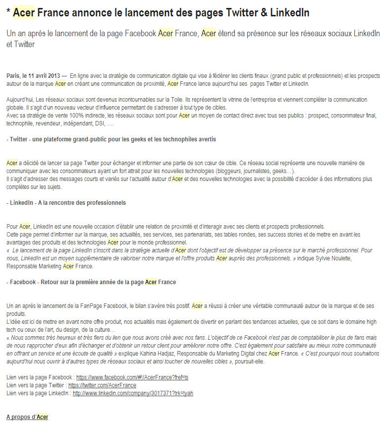 Envoyer Un Mail A Facebook
